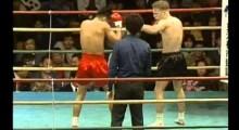 Ramon Dekker fights part 1