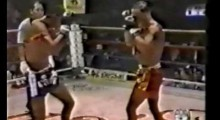 RAMON DEKKER KNOCKOUT FIGHT